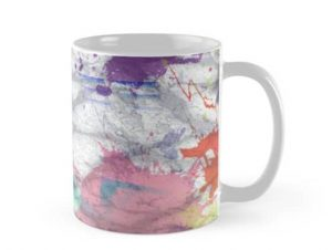 Color Splash mug