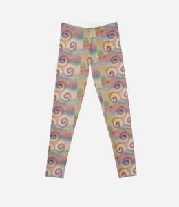 Triskelion Leggings