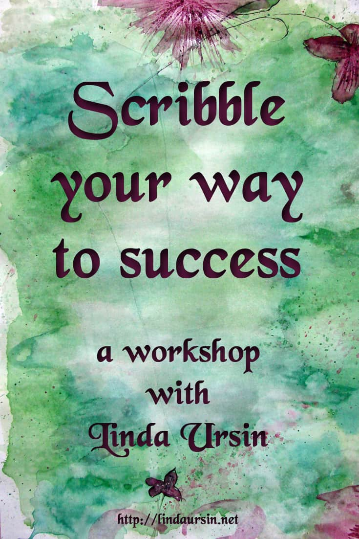 Scribble your way to success