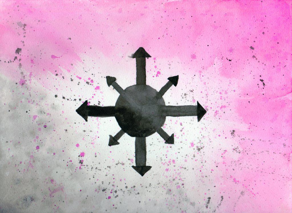 100 Hellige Symboler - Kaosstjernen