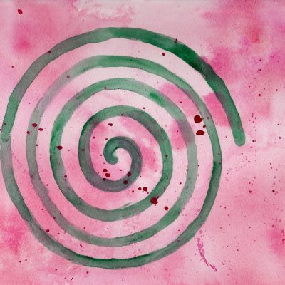 100 Hellige Symboler - Spiral