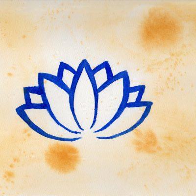 100 Hellige Symboler - Lotus