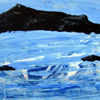 Kald sjø