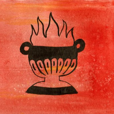Hellige Ild - 100 Hellige Symboler av Linda Ursin