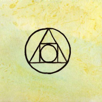 Hermetisk Lys-sigill - 100 Hellige Symboler av Linda Ursin
