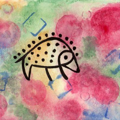 Pinnsvin - 100 Hellige Symboler av Linda Ursin