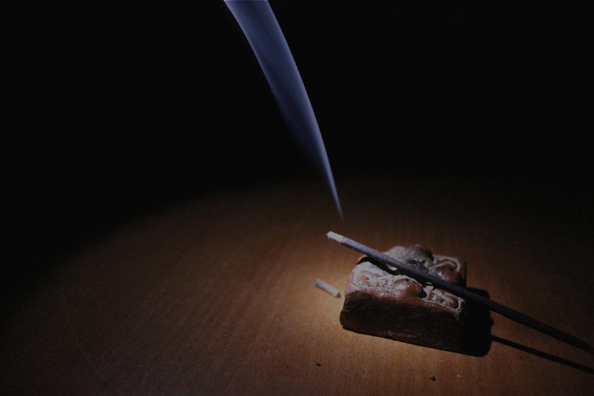 Rökelserecept