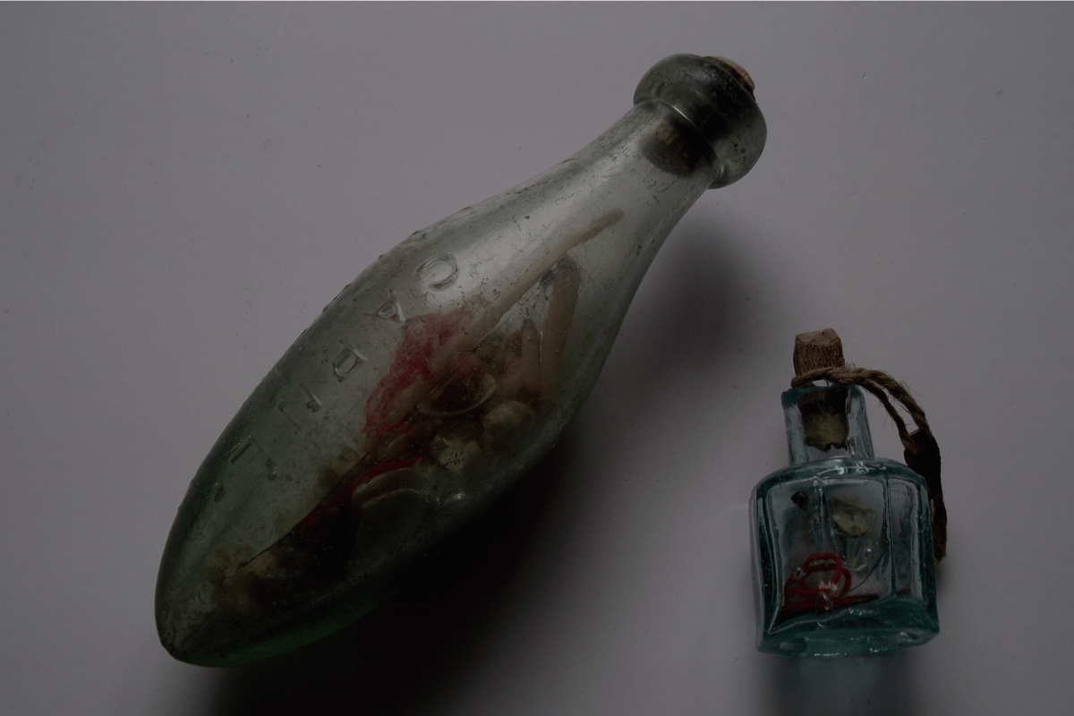 Witch Bottles