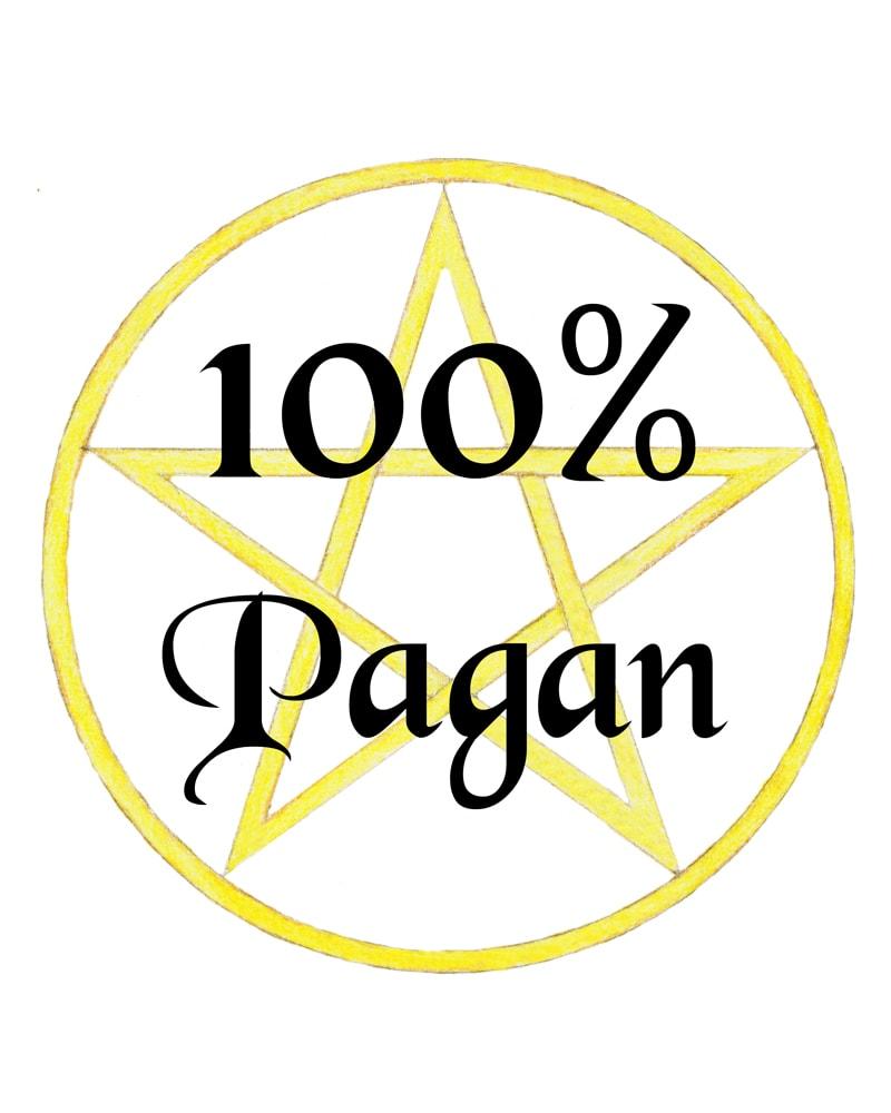 100 percent pagan - 100 prosent paganist