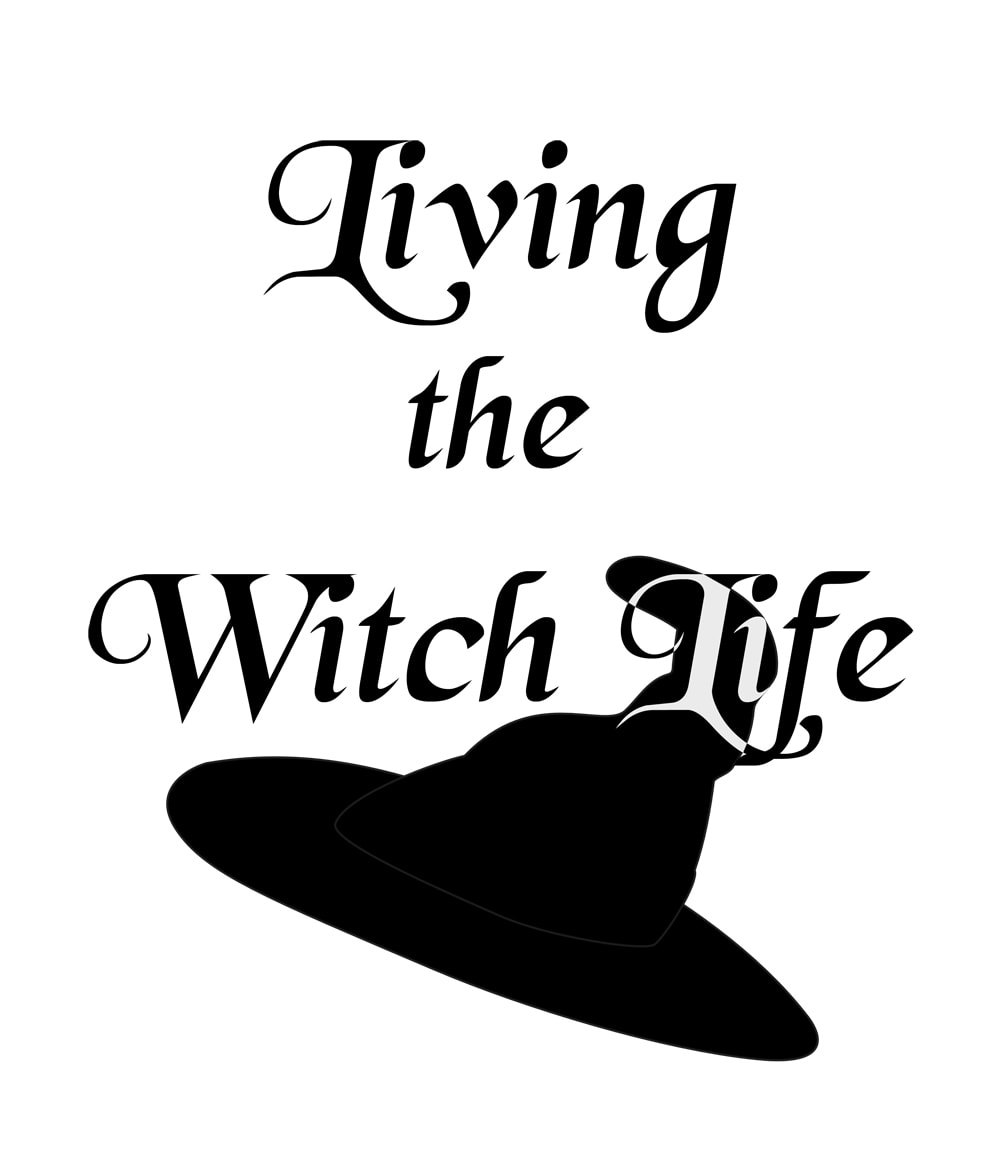 Living the witch life - Lever heks-livet