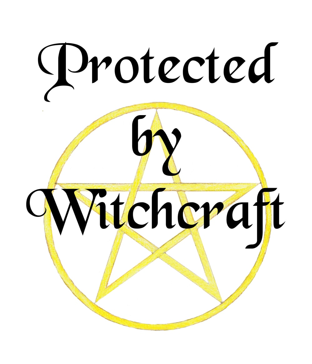 Protected by witchcraft - Beskyttet av heksekunst