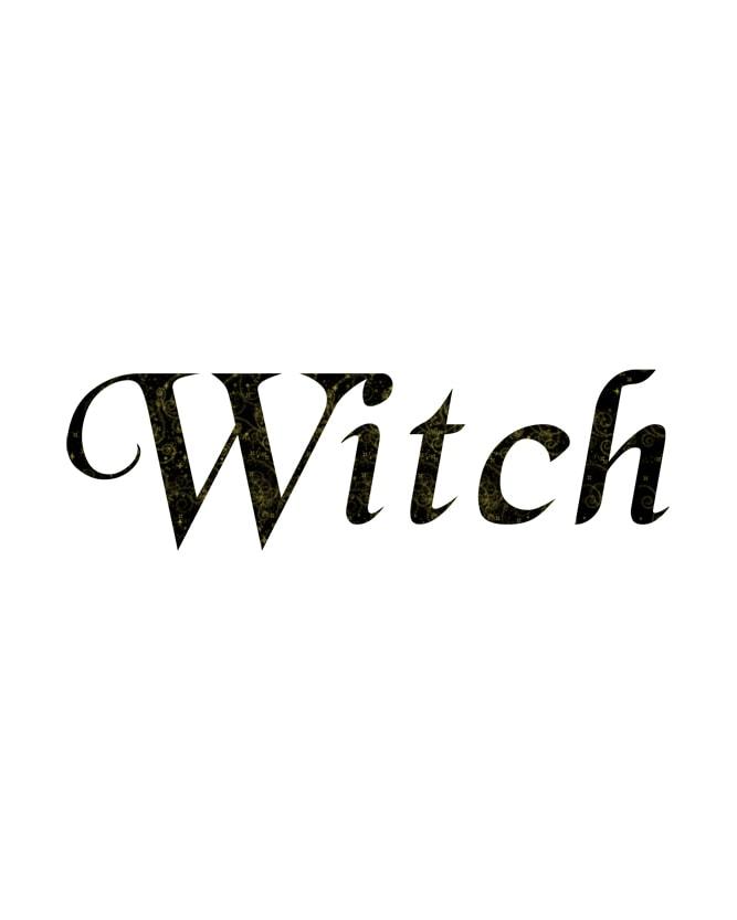 Witch - Heks