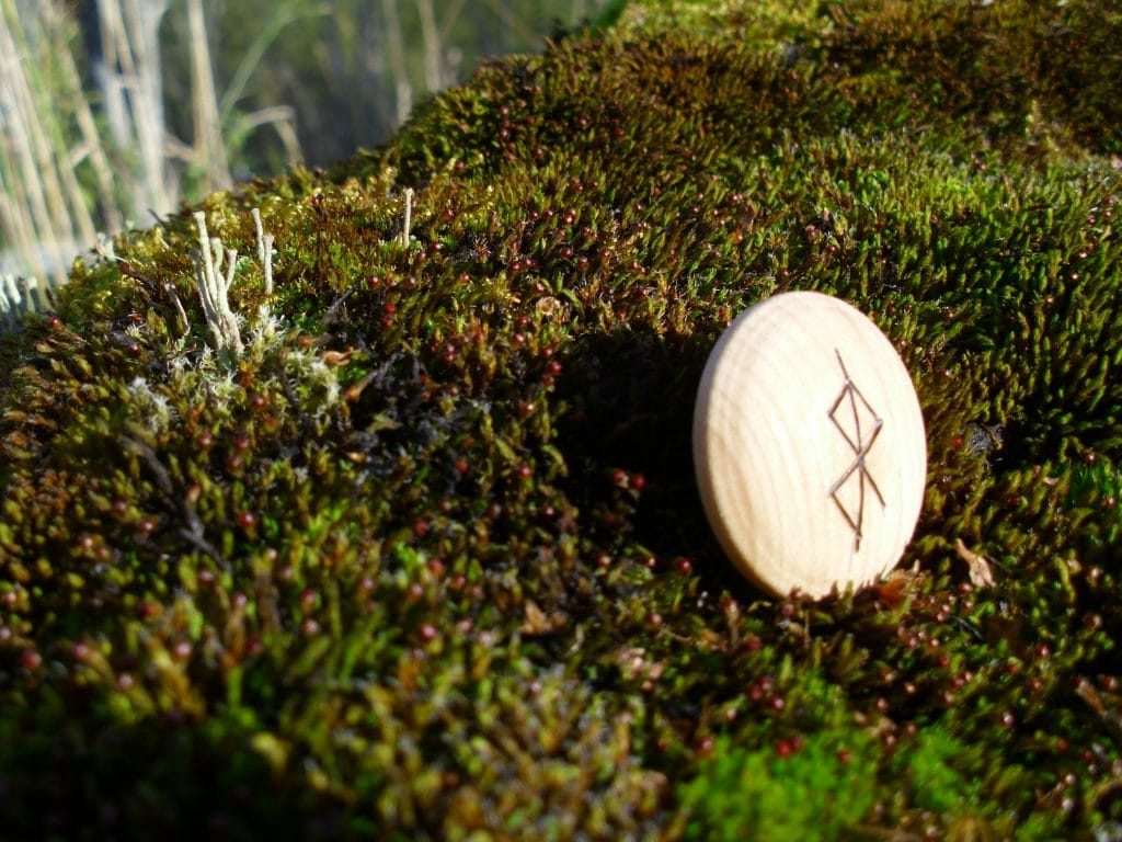 Pocket rune against stress