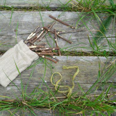 Runes - Runer - Rune Set - Twig/Runesett - kvist
