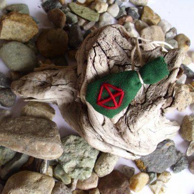 Amulet bag for health - helse