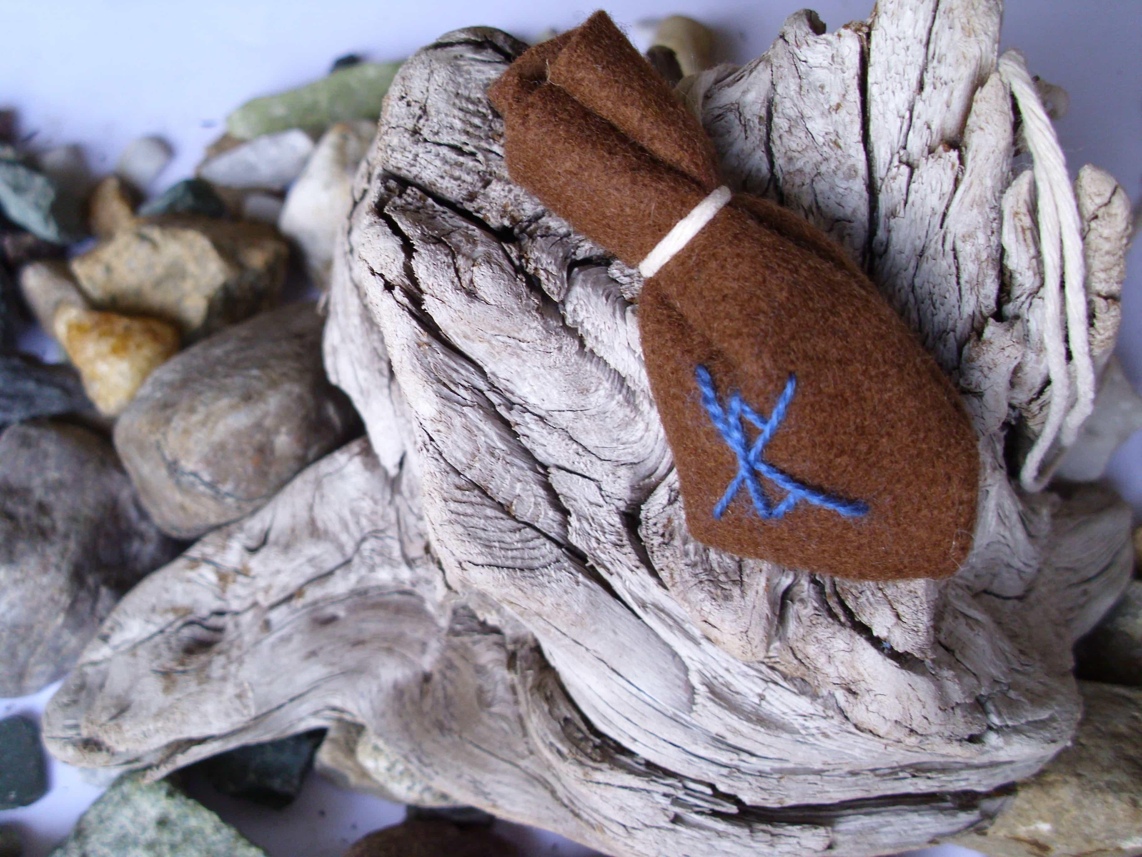Amulet bag for strengthening psychic abilities - forsterke synske evner