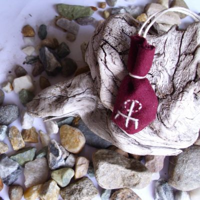 Amulet bag for love - kjærlighet