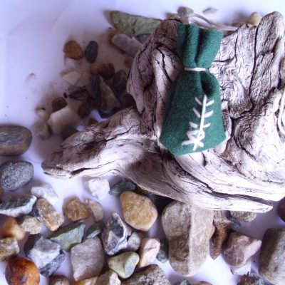 Amulet bag for protection - beskyttelse