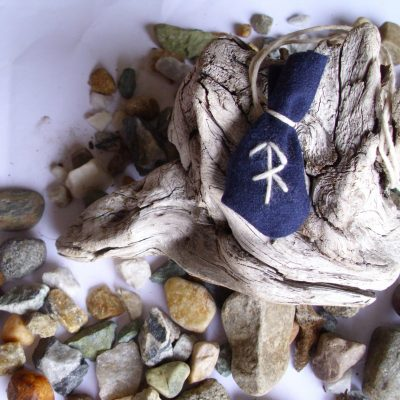 Amulet bag for energy - energi