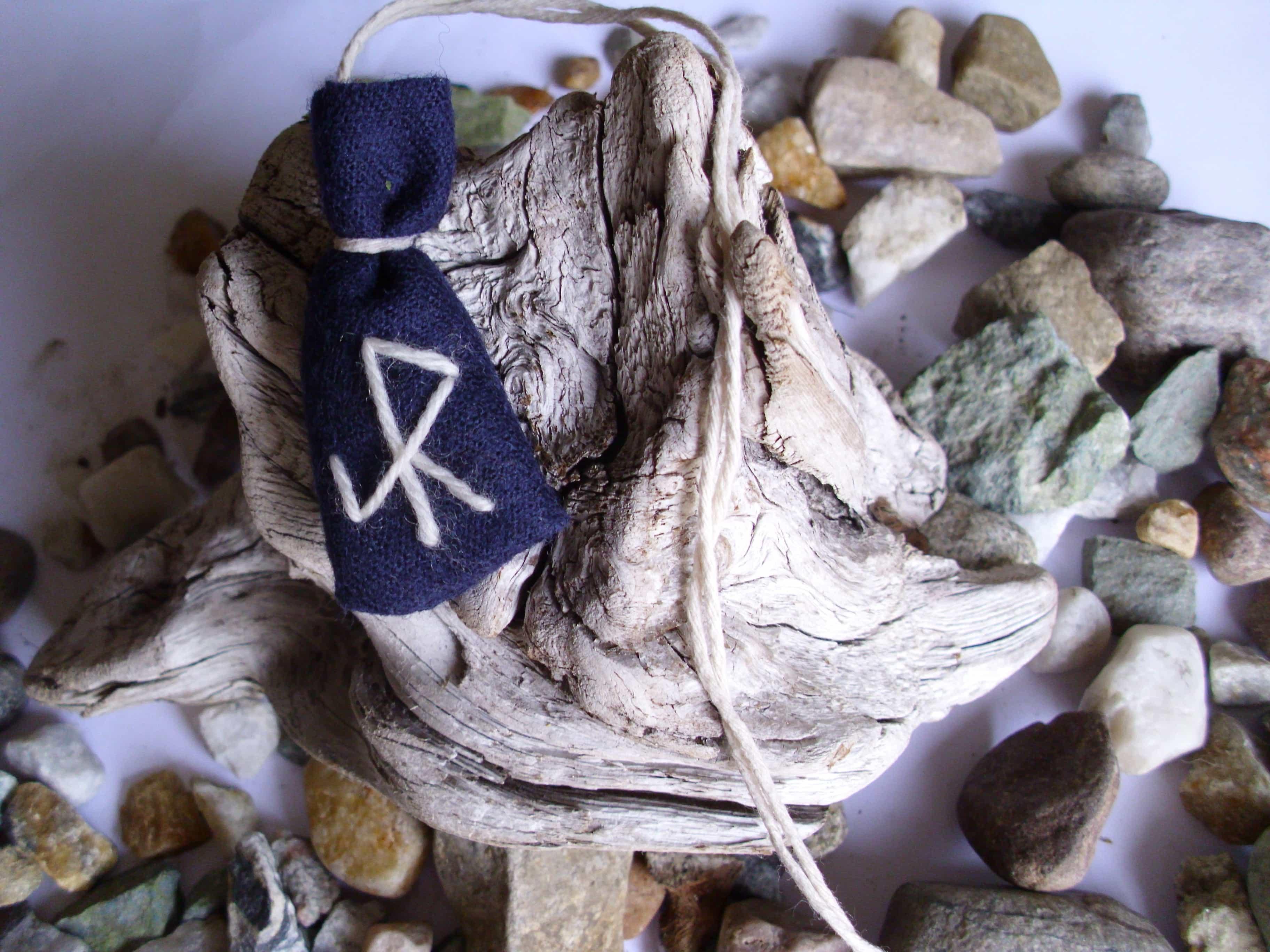 Amulet bag for speedy results - Raske resultater