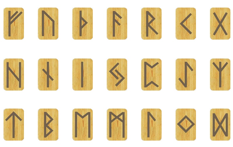 Rune Oracle Instructions and Interpretations