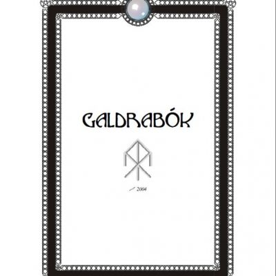 Galdrabok - A large PDF containing a lot of gathered information about witchcraft