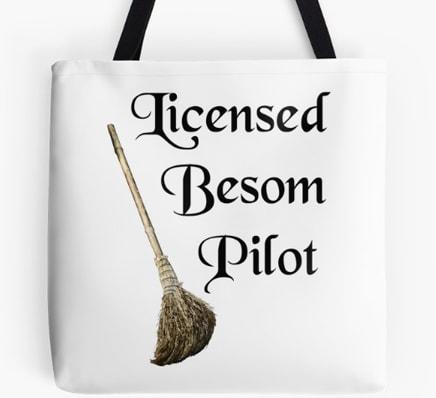 Licensed besom pilot - tote