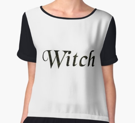 Witch - top