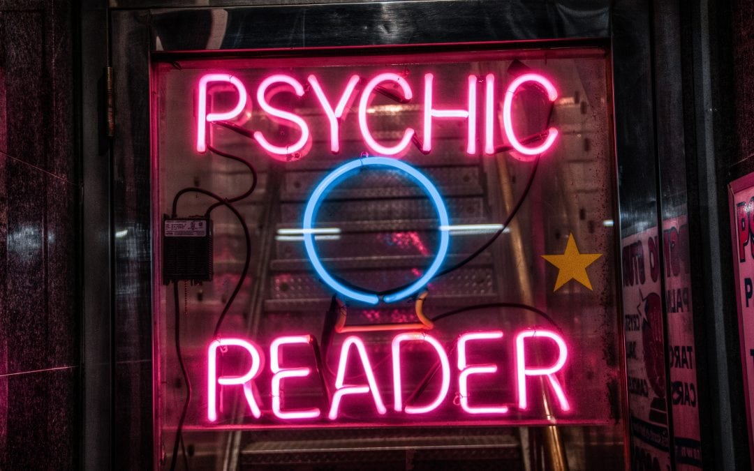 Can you spot a fake psychic scam?