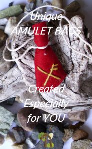 Unique Amulet Bags Created Especially for You