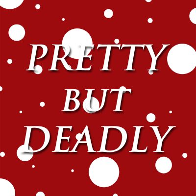 pretty but deadly - witchy tshirts and prints