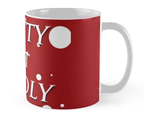 pretty but deadly mug