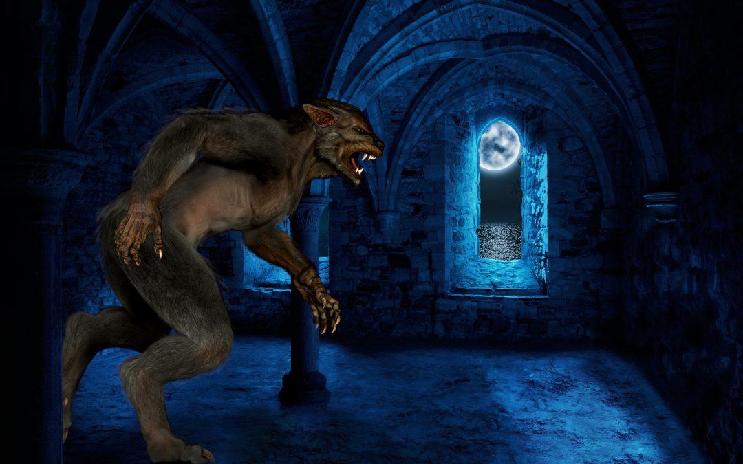 Werewolf by Artie_Navarre from Pixabay