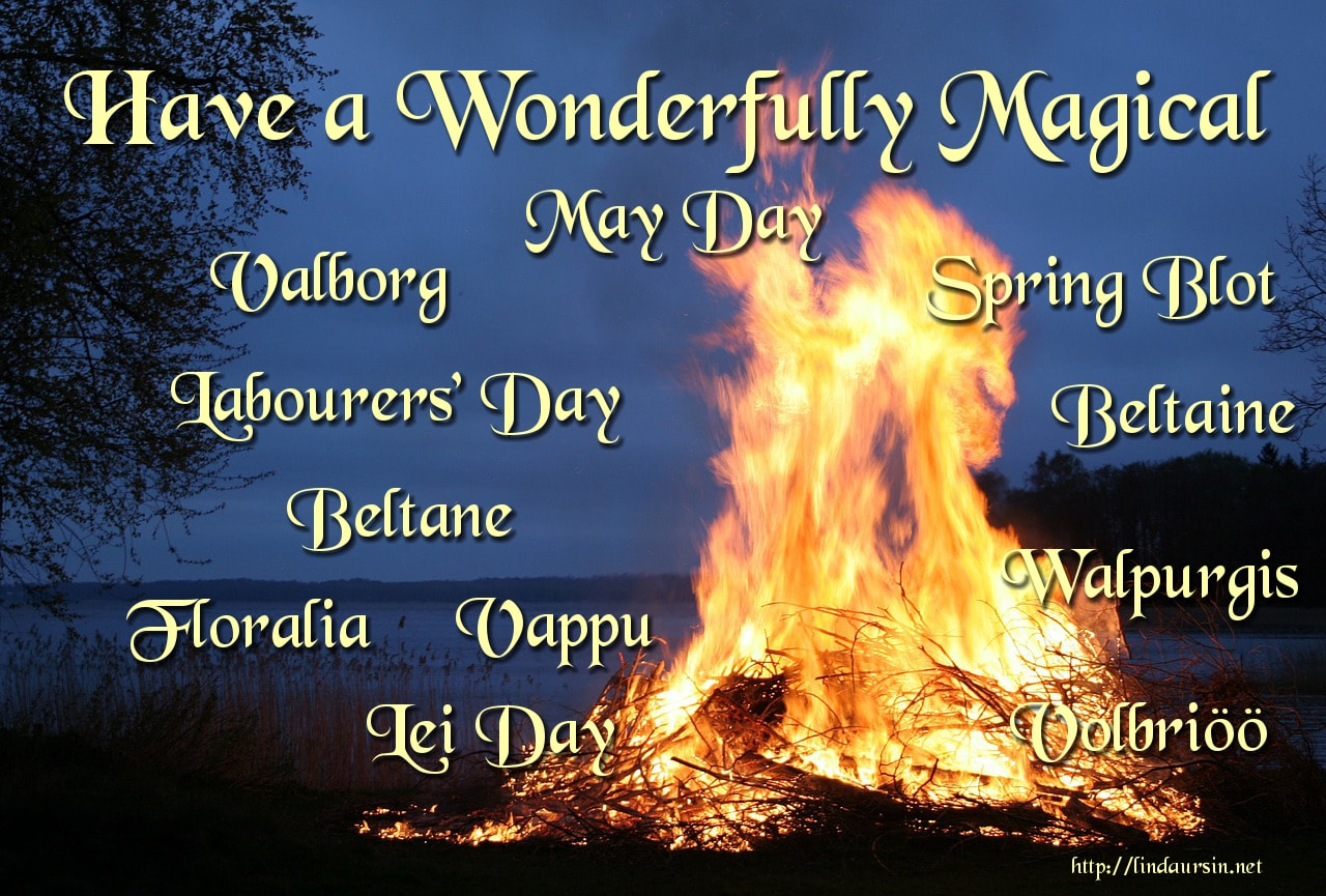 Happy Beltane