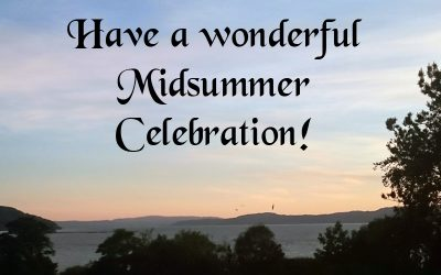 Have a wonderful Summer Solstice