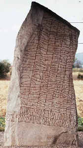 How the Rök Runes Got Their Name