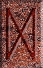 Monday's Rune – Elder Futhark – 20 – Dagr