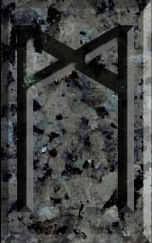 Wednesday's Rune – Elder Futhark – 22 – Maðr