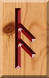 Rök Runes – 4- Áss