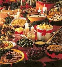 Julebord or Yule Feast