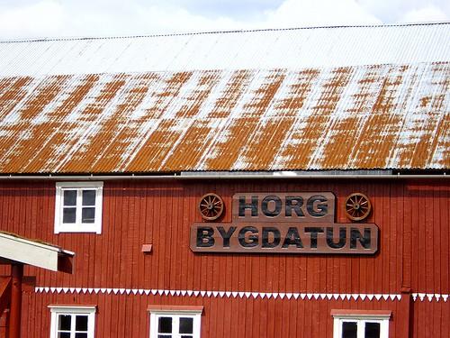 Horg Bygdatun