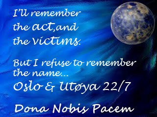 Dona Nobis Pacem – Blog for Peace 2011 – I refuse to remember the name