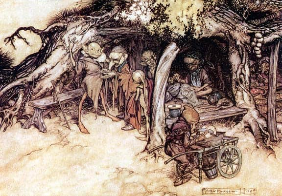 Álfr, the Elves of Norse Mythology