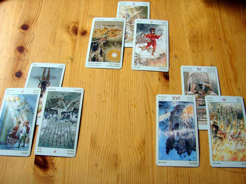Career Choice Tarot Reading