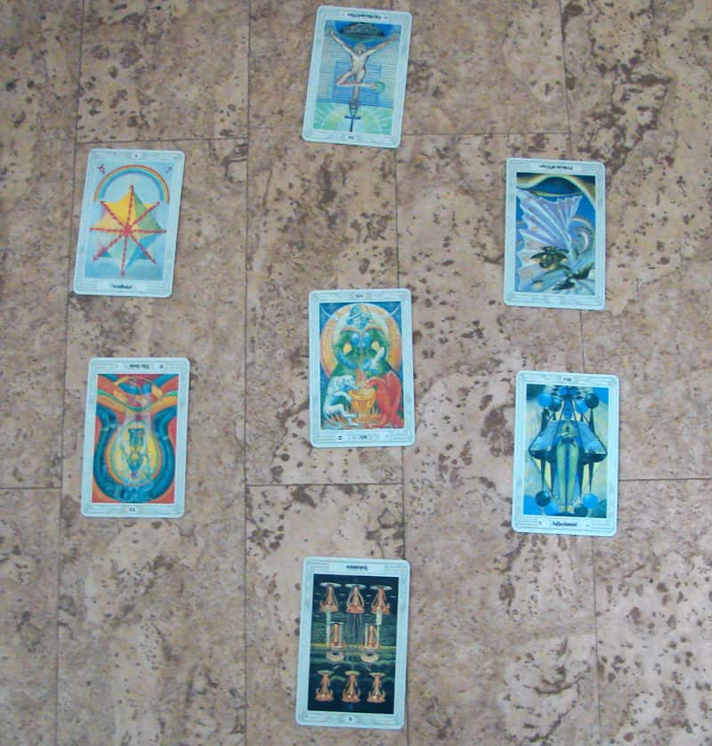 My history with Tarot
