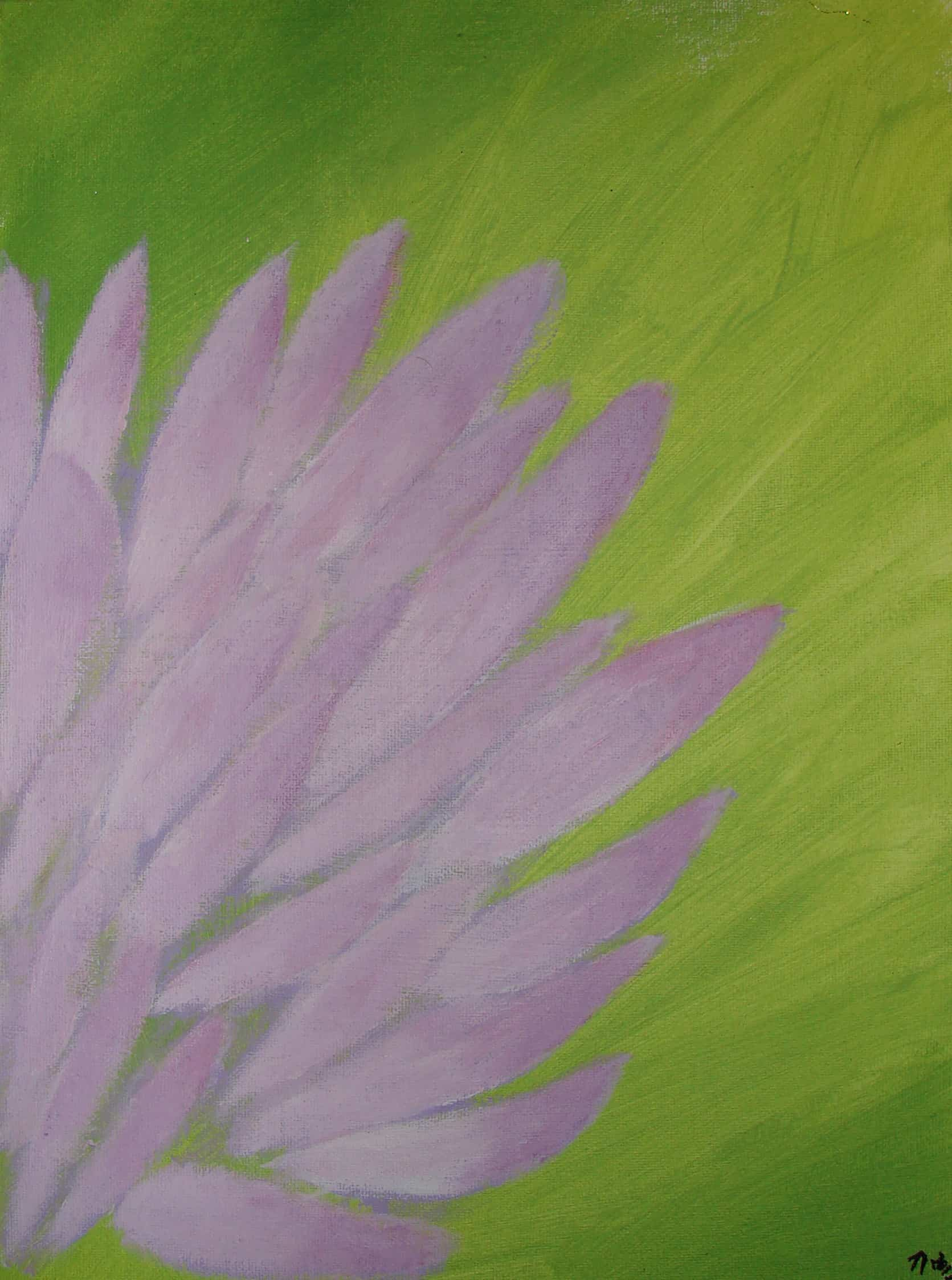 Sunday Art – Clover
