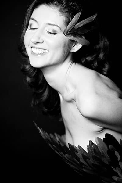 I Admire: Laura Hollick