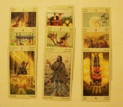Career Tarot Spread