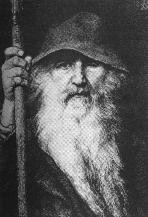Guest Post, Odin poem