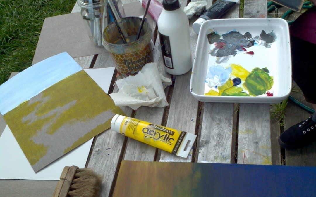 VIP Paint Party